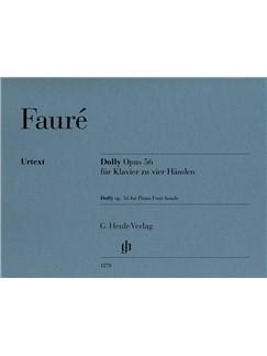 Gabriel Fauré: Dolly Books | Piano Duet