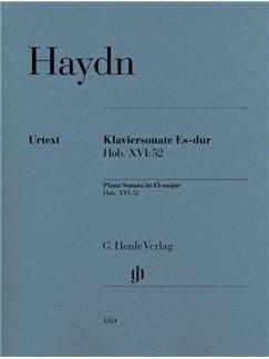 Joseph Haydn: Piano Sonata In E Flat Hob. XVI:52 Books | Piano