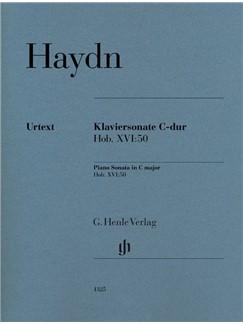 Joseph Haydn: Piano Sonata In C Hob. XVI:50 Books | Piano