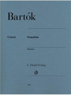 Béla Bartók: Sonatina Books   Piano