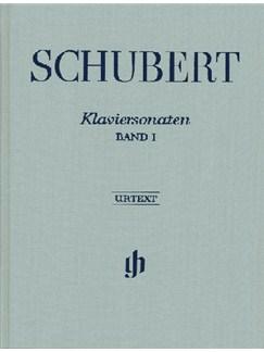 Franz Schubert: Klaviersonaten Band I Books | Piano