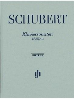 Franz Schubert: Piano Sonatas - Volume II (Clothbound) Books | Piano