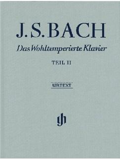 J.S. Bach: Das Wohltemperierte Klavier - Teil II Books | Piano