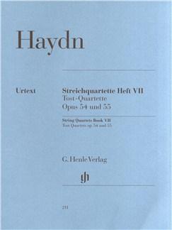 Joseph Haydn: String Quartets Book VII Books | String Quartet