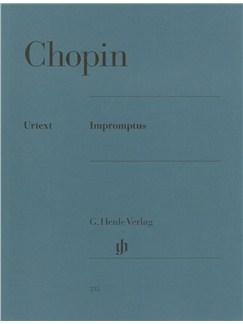 Frederic Chopin: Impromptus Books | Piano