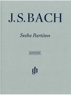 J.S. Bach: Six Partitas BWV 825-830 Books | Piano