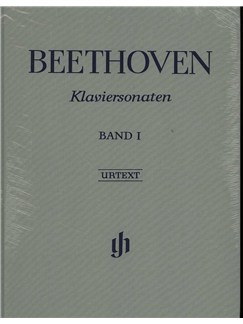 Beethoven: Piano Sonatas - Volume I Books | Piano