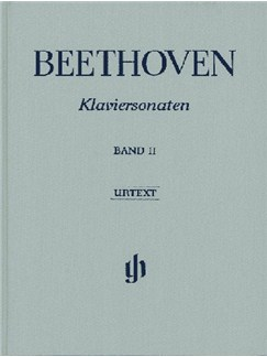 Beethoven: Piano Sonatas - Volume II Books | Piano