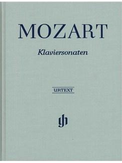 W.A. Mozart: Complete Piano Sonatas (Urtext) Books | Piano