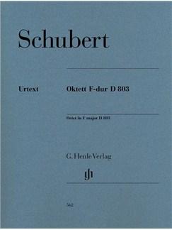 Franz Schubert: Octet In F major D 803 - Ensemble Parts (Henle Urtext Edition) Books | Bassoon (Duet), French Horn (Duet), Violin (Duet), Viola (Duet), Cello (Duet), Double Bass (Duet)