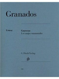 Enrique Granados: Goyescas - Los Majos Enamorados Books | Piano