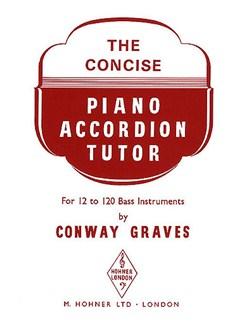 The Concise Piano Accordion Tutor Books | Accordion