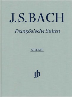 J.S. Bach: Franzosische Suiten Books   Piano