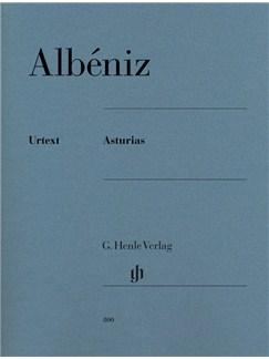 Isaac Albéniz: Asturias Books | Piano