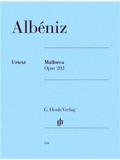 Isaac Albeniz: Mallorca Op.202 (Henle Urtext Edition) Books | Piano