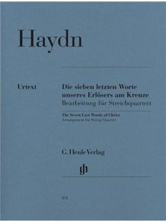 Joseph Haydn: The Seven Last Words of Christ Hob.XX/1B (String Quartet) Books | String Quartet
