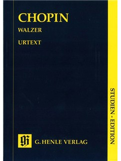Frederic Chopin: Waltzer Books | Piano