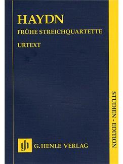 Joseph Haydn: Fruhe Streichquartette Books | String Quartet