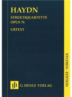 Franz Joseph Haydn: String Quartets Volume  X op. 76 Nr. 1-6 Books | String quartets