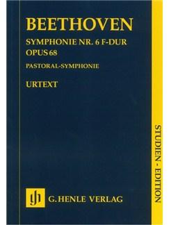 Ludwig Van Beethoven: Symphony No. 6 F Major (Pastoral Symphony) Op. 68 Books | Orchestra