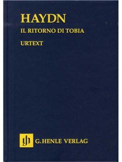 Joseph Haydn: Il Ritorno Di Tobia Books | Soprano, SATB, Orchestra