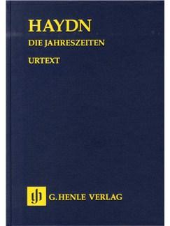 Joseph Haydn: Die Jahreszeiten (The Seasons) Oratorio Books | SATB, Orchestra