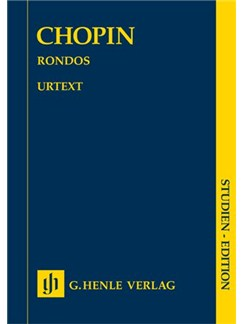 Frédéric Chopin: Rondos (Study Score) Books | Piano