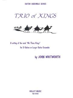 Trio Of Kings (Guitar Ensemble) Books | Guitar (Trio)