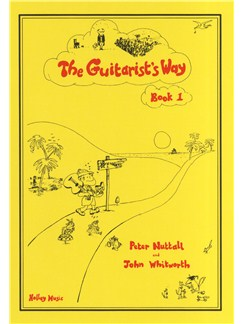 Peter Nuttall: The Guitarist's Way - Book 1 Libro | itarra