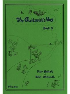 Peter Nuttall: The Guitarist's Way - Book 3 Livre | Guitare