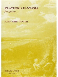 John Whitworth: Playford Fantasia Books | Guitar