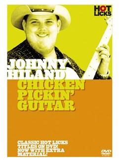 Hot Licks: Johnny Hiland - Chicken Pickin' Guitar DVDs / Videos   Guitar