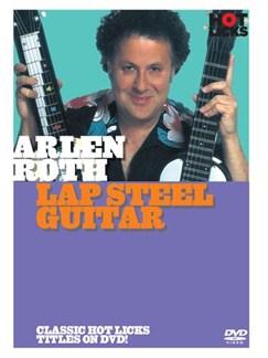 Arlen Roth: Lap Steel Guitar DVDs / Videos  