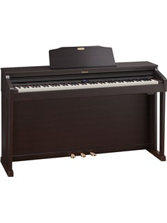 Roland: HP504CB 88 Note Digital Piano - Contemporary Black Instruments | Digital Piano