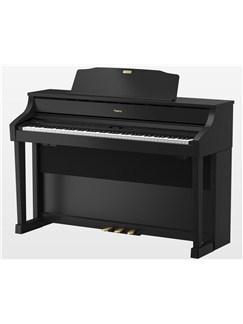 Roland: HP508PE 88 Note Digital Piano - Polished Ebony Instruments | Digital Piano