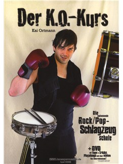 Kai Ortmann: Der K.O.-Kurs Books and DVDs / Videos | Drums