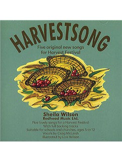 Sheila Wilson: Harvestsong (CD) CDs |