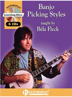 Bela Fleck: Banjo Picking Styles Books | Banjo