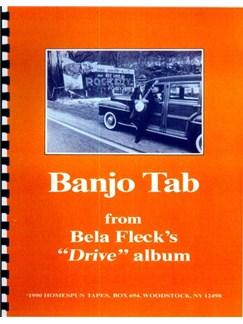 Bela Fleck: Drive (Banjo Tab) Books | Banjo Tab