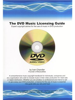 Ivan Chandler: The DVD Music Licensing Guide Books |