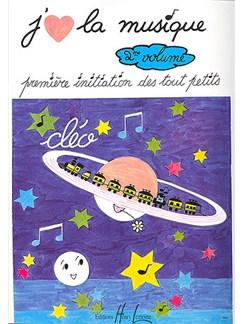 Cléo : J'Aime La Musique Vol.2 Books | All Instruments