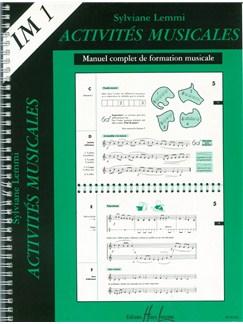 Sylviane Lemmi: Activités Musicales - IM1 Books | All Instruments