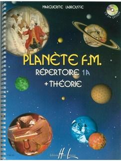 Marguerite Labrousse: Planète F.M. Répertoire Et Théorie (Vol. 1A) Livre | Tous Les Instruments