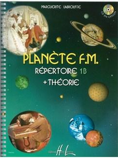 Marguerite Labrousse: Planète F.M. Répertoire Et Théorie (Vol. 1B) Books | All Instruments