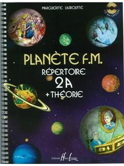 Marguerite Labrousse : Planète F.M. Vol.2A - Répertoire Et Théorie Livre | Tous Les Instruments