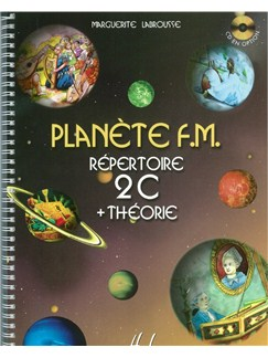 Marguerite Labrousse: Planète F.M. Répertoire Et Théorie (Vol. 2C) Books | All Instruments