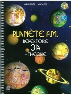 Marguerite Labrousse: Planète F.M. Repertoire Et Théorie (Vol. 3A) Books | All Instruments