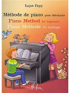 Lajos Papp: Méthode De Piano Pour Débutants Books | Piano