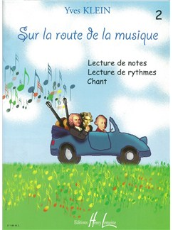 Yves Klein: Sur La Route De La Musique - Volume 2 Books | All Instruments