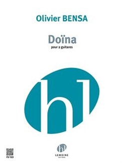 Olivier Bensa: Doina - Complainte Roumaine (2 Guitars) Books | Guitar Tab